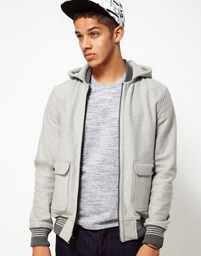 Image 1 ofReigning Champ Jacket With Hood