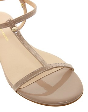 Image 2 ofKG Match Nude Flat Sandals