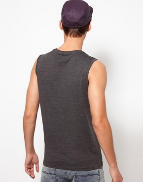 Image 2 ofASOS Sleeveless T-Shirt