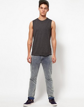 Image 4 ofASOS Sleeveless T-Shirt