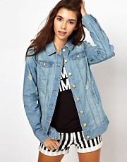 Only Oversize Denim Jacket