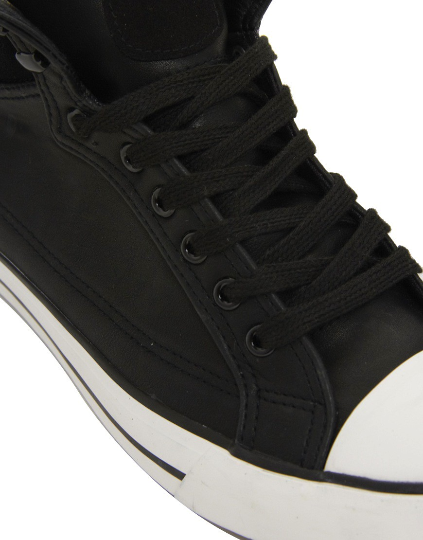 Image 2 ofNew Look Syler Trainers