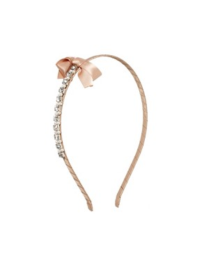 Image 2 ofJohnny Loves Rosie Pearl Detail Headband