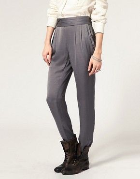 Image 4 ofIRO Trousers with Drape Pockets