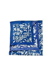 ASOS Bandana with Scribbles Design