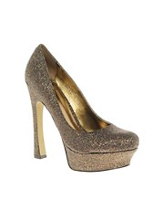 Zigi Soho Glitter Heeled Shoe