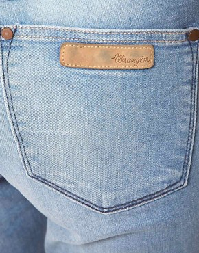 Image 3 ofWrangler Jess High Waisted Skinny Jeans