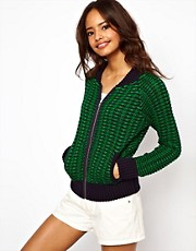 ASOS Knitted Bomber
