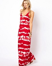 Denim & Supply By Ralph Lauren Tie Dye Maxi Dress