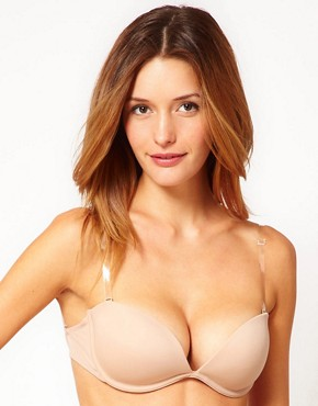 Image 1 ofFashion Forms Clear Back Strapless Bra