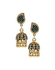 ASOS Paisley Bell Earrings