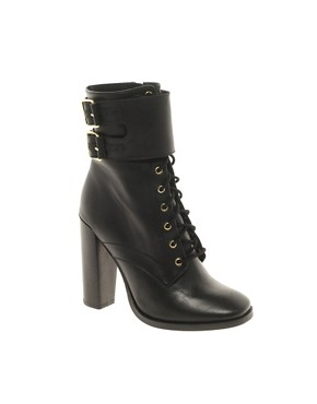 Image 1 ofASOS APPEAL Ankle Boots