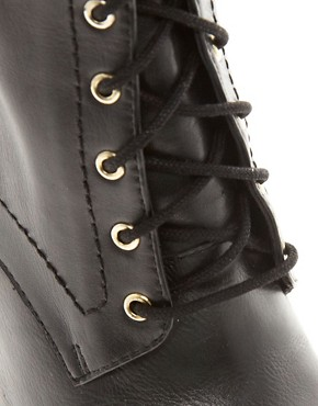 Image 2 ofASOS APPEAL Ankle Boots
