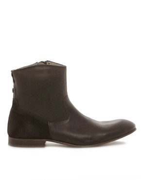 Image 4 ofASOS Chelsea Boots With Zip