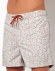 Humor Ditsy Floral Swim Shorts