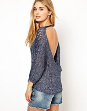 Pepe Jeans Backless Sweater