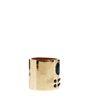 Image 4 ofLazy Oaf Skull Face Ring
