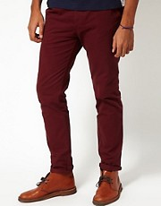 Bellfield Slim Fit Chinos