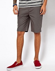 Makia &amp; Etnies Chino Shorts