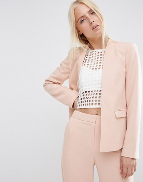 ASOS Structured Edge to Edge Blazer