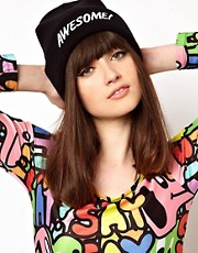 Lazy Oaf Awesome Beanie Hat