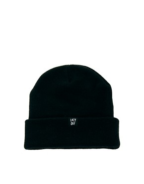Image 2 ofLazy Oaf Awesome Beanie Hat