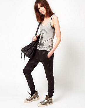 Image 4 ofZoe Karssen Dead Romance Loose Fit Tank