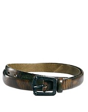 Diesel Borin Centura Camo Belt