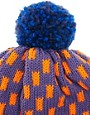 Image 3 ofAll Knitwear Royal Dash Bobble Hat