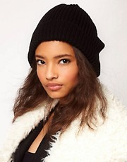 ASOS Rib Boyfriend Beanie