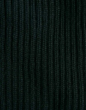 Image 3 ofASOS Rib Boyfriend Beanie