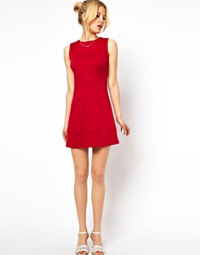 Image 4 ofASOS 60&#39;s A-line Shift Dress