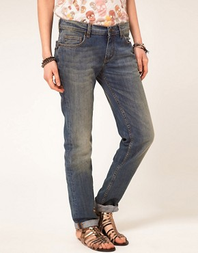 Image 1 of Zadig and Voltaire Skinny Jeans In Vintage Indigo Wash