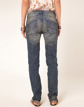 Image 2 of Zadig and Voltaire Skinny Jeans In Vintage Indigo Wash