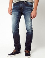 Diesel - Thavar 810L - Jeans slim