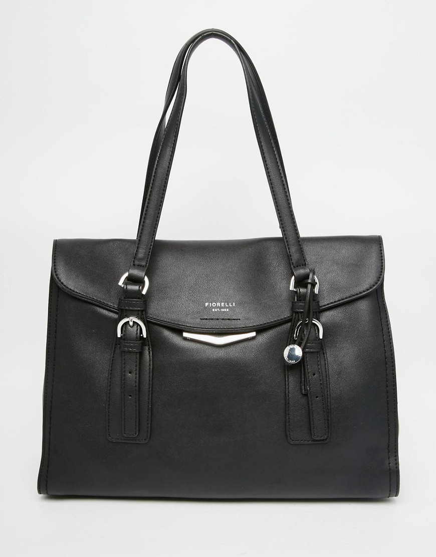 Fiorelli Shoulder Tote Bag - Black