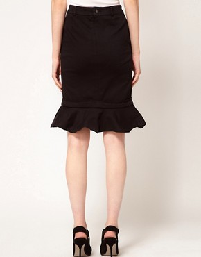Image 2 ofPreen Line Danna Skirt with Fluted Hem