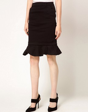 Image 4 ofPreen Line Danna Skirt with Fluted Hem