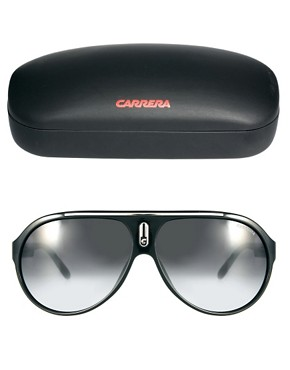 Image 2 ofCarrera Sole Aviator Sunglasses