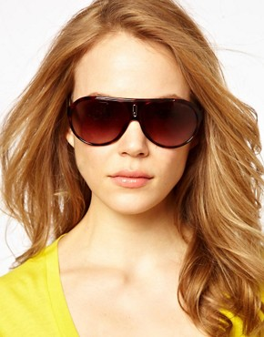 Image 3 ofCarrera Sole Aviator Sunglasses