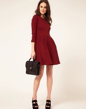 Image 4 ofWhistles Milla Jersey Dress