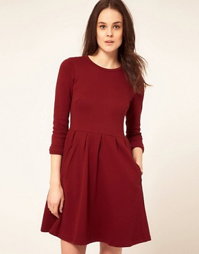 Image 1 ofWhistles Milla Jersey Dress