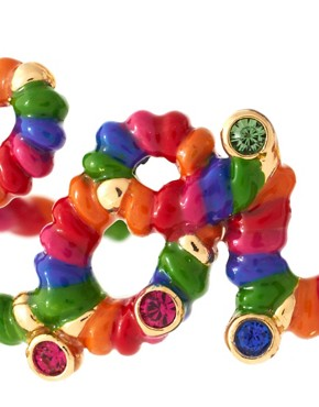 Image 4 ofDISAYA MULTI BEAD LOVE CUFF