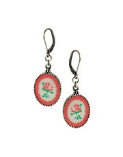 Cath Kidston Botanical Drop Earrings