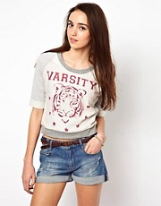 Vero Moda Burnout Sweat