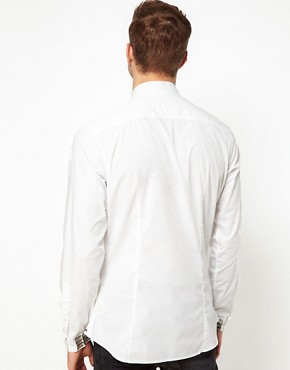 Image 2 ofDiesel Shirt Smiskar Front Wing Collar