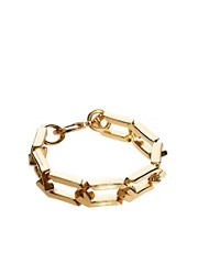 Gogo Philip Classic Rectangular Chain Bracelet