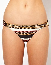 Vix Angola Tube Bikini Bottom With Sliders