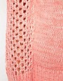 Image 3 ofASOS CURVE Exclusive Jumper In Open Stitch