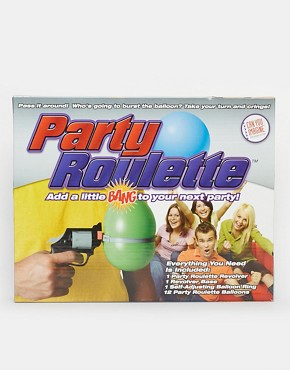 Russian Roulette Party Gun